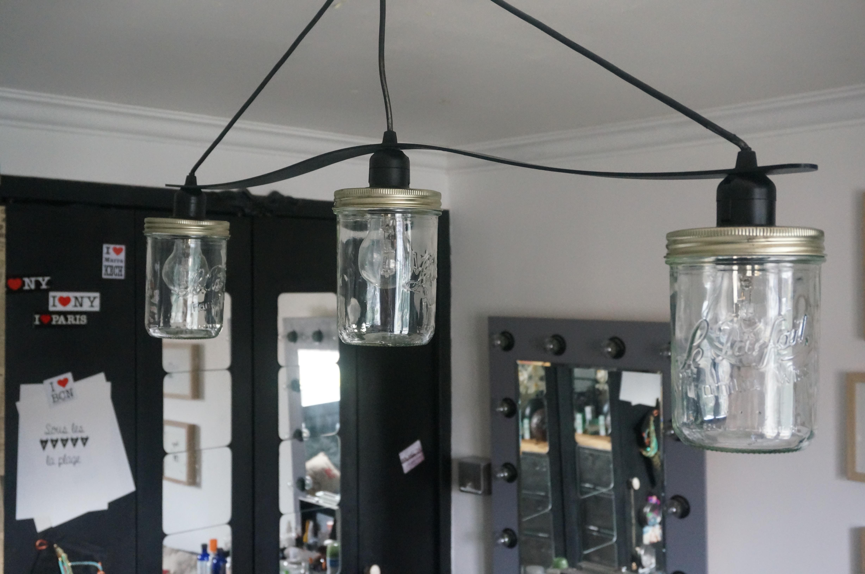 Verschönern Idee Lampen